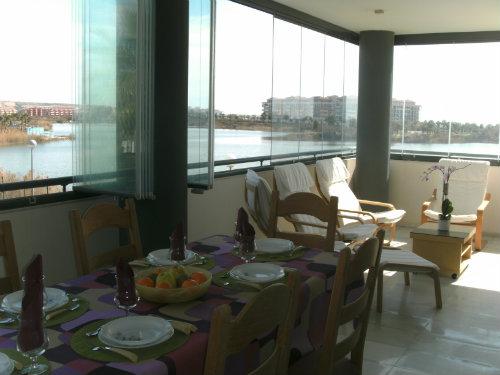 Appartement Almerimar - 4 personen - Vakantiewoning  no 46707