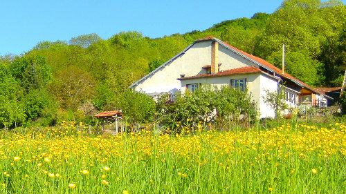 Ferme Bourguignon Lès Morey - 12 personnes - location vacances  n°46720