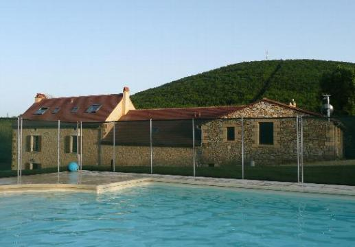 Gite 6 personnes Marnac - location vacances  n°46722