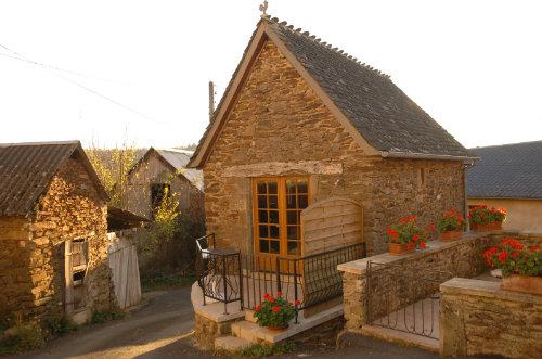 Maison Saint Geniez D'olt - 3 personnes - location vacances  n°46729