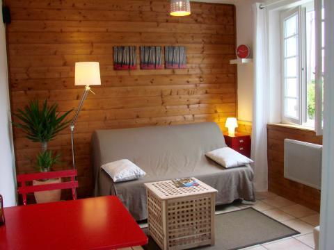 Studio in Vieux boucau les bains für  2 •   2 Sterne