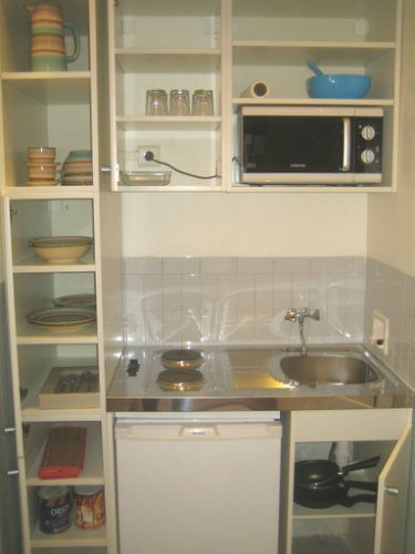 Studio in Marseille - Vacation, holiday rental ad # 46733 Picture #13
