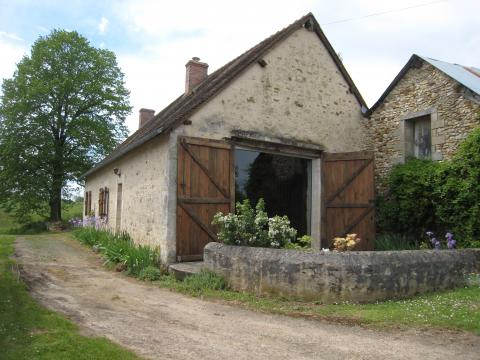 Gite Ingrandes - 8 people - holiday home  #46750