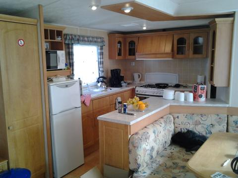 Mobile home in Saint jean de Monts - Vacation, holiday rental ad # 46787 Picture #2