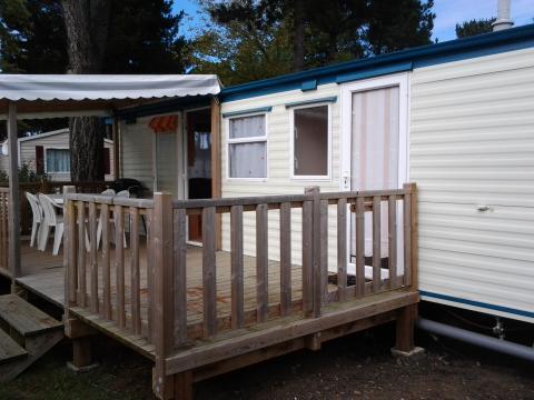 Mobil-home 8 personnes Saint Jean De Monts - location vacances  n°46787