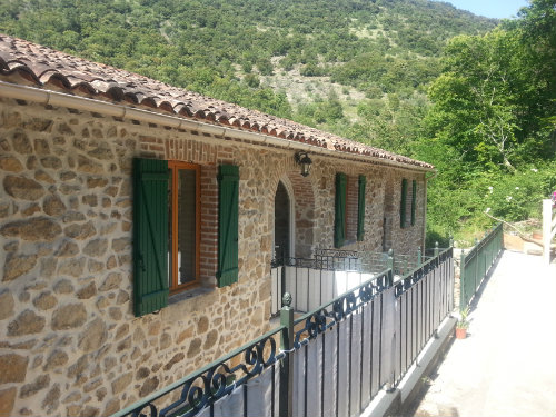 Gite Robiac Rochessadoule - 10 people - holiday home  #46805