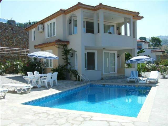 Maison à Alanya pour  10 •   avec piscine privée