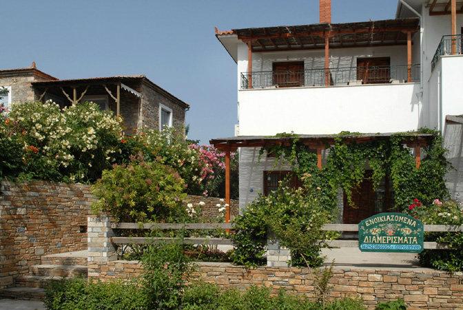 Haus in Milina pilion für  6 •   Aussicht aufs Meer  N°46829