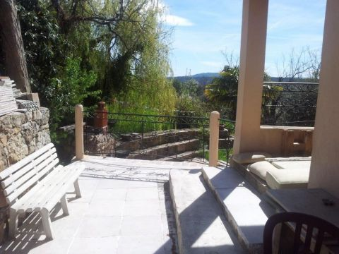 House in fayence - Vacation, holiday rental ad # 46835 Picture #15