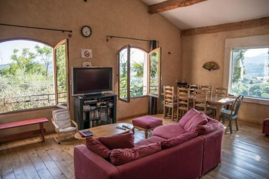 House in fayence - Vacation, holiday rental ad # 46835 Picture #9