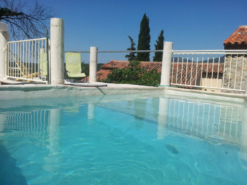 House in fayence - Vacation, holiday rental ad # 46835 Picture #0