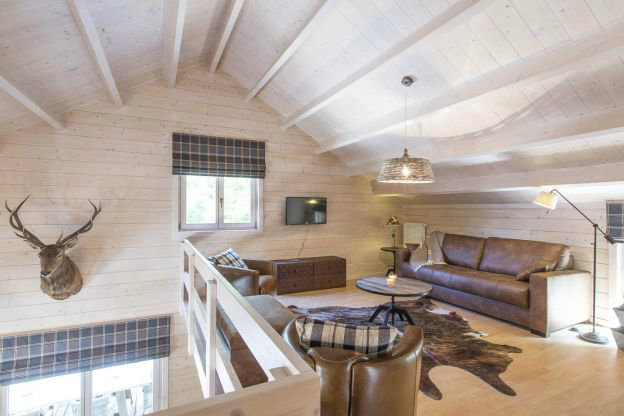 Chalet in Soy (Erezee) - Vacation, holiday rental ad # 46870 Picture #4