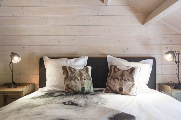 Chalet in Soy (Erezee) - Vacation, holiday rental ad # 46870 Picture #9