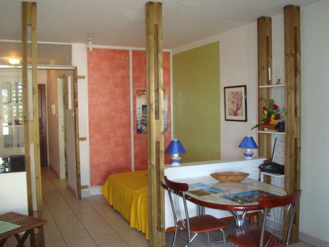 Studio St Gilles Les Bains - 2 personnes - location vacances  n°46879