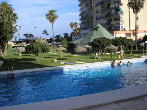 Flat in Malaga - Vacation, holiday rental ad # 46890 Picture #4