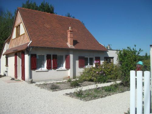 Maison Romorantin-lanthenay - 4 personnes - location vacances  n°46902