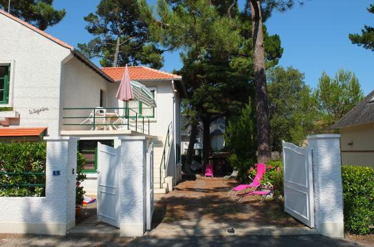 Huis in La baule voor  12 •   5 slaapkamers   no 46914