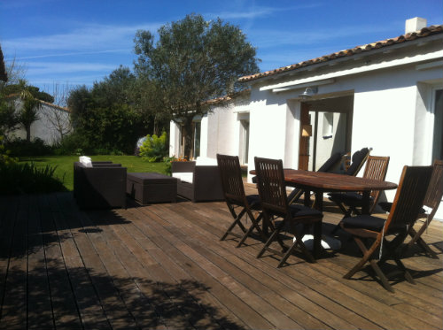 House 6 people Sainte Marie De Ré - holiday home  #46922