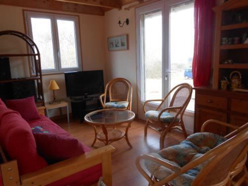 Maison Roscanvel - 4 personnes - location vacances  n°46946