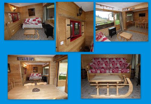 Appartement 6 personnes Manigod - location vacances  n°46971