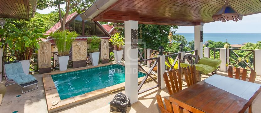 House in koh samui - Vacation, holiday rental ad # 46991 Picture #1