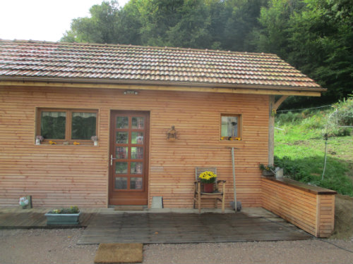 Gite Gouloux - 2 people - holiday home  #46994