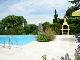 Gite in Fontanes for   6 •   with private pool   #46498