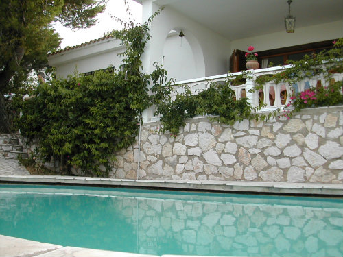 Casa 6 personas Peniscola - alquiler n°47001