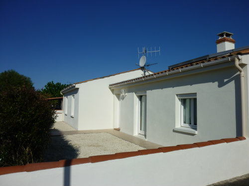 House in Olonne sur Mer - Vacation, holiday rental ad # 47007 Picture #2