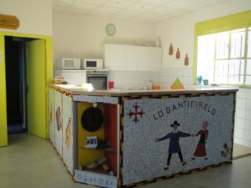 Gite Millau - 40 personnes - location vacances  n°47017