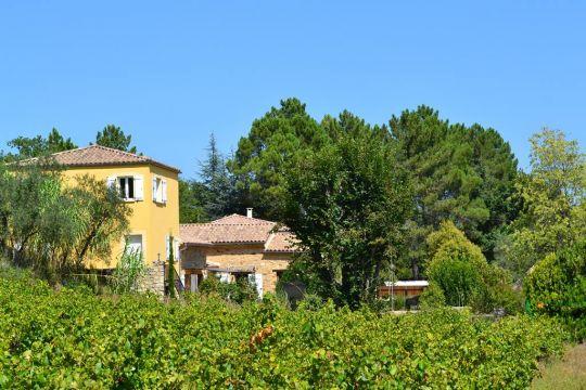 Maison Saint Julien De Peyrolas - 10 personnes - location vacances  n�47050
