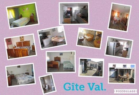 Gite Ebersheim - 8 personnes - location vacances  n°47070