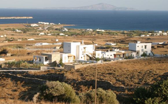 Maison à Paros pour  5 •   vue sur mer