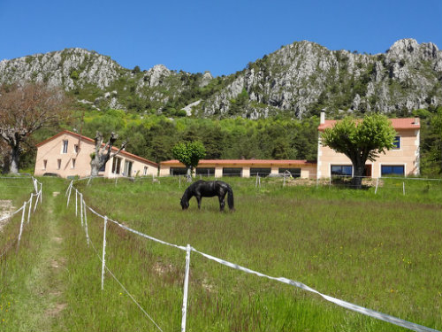 House Séranon - 6 people - holiday home  #47089