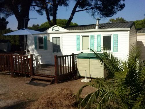 Mobil-home 5 personnes Fréjus - location vacances  n°47091