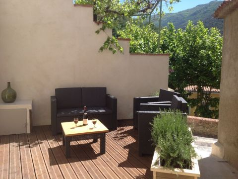 House in Laroque des albères - Vacation, holiday rental ad # 47097 Picture #9