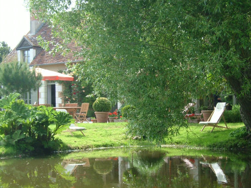 Gite in Contres (Le Controis en Sologne) - Vacation, holiday rental ad # 47107 Picture #12