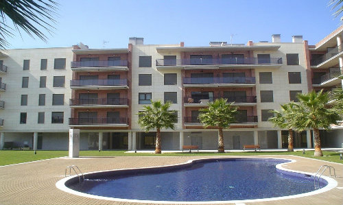 Appartement 7 personnes Cambrils - location vacances  n°47134