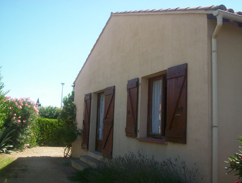 Valras plage -    3 bedrooms