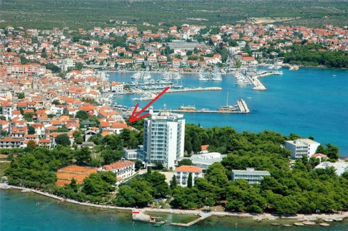 House in Vodice for   15 •   view on sea