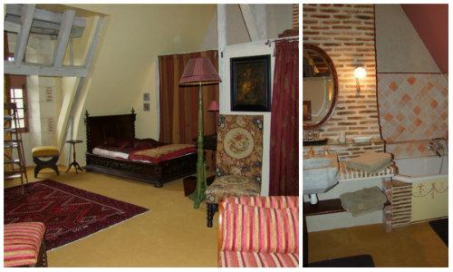 Chambre d'hôtes St Georges Sur Cher  - location vacances  n°47171