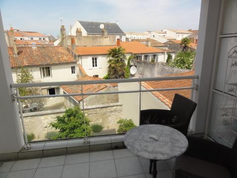 T2  terrasse Gare et port - La Rochelle