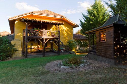 Gite Moncorneil-grazan - 4 personnes - location vacances  n°47202
