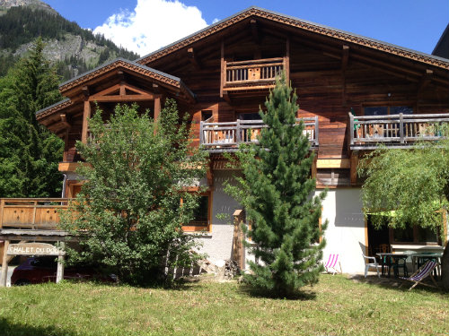 Flat in Pralognan la Vanoise - Vacation, holiday rental ad # 47203 Picture #4