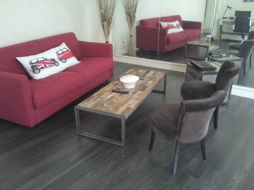 Appartement 4 personnes Clermont Ferrand - location vacances  n°47211