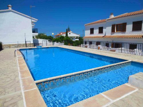 Appartement à Peñíscola pour  6 •   avec terrasse