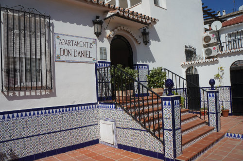 Flat in Benalmadena costa  - Vacation, holiday rental ad # 47228 Picture #3