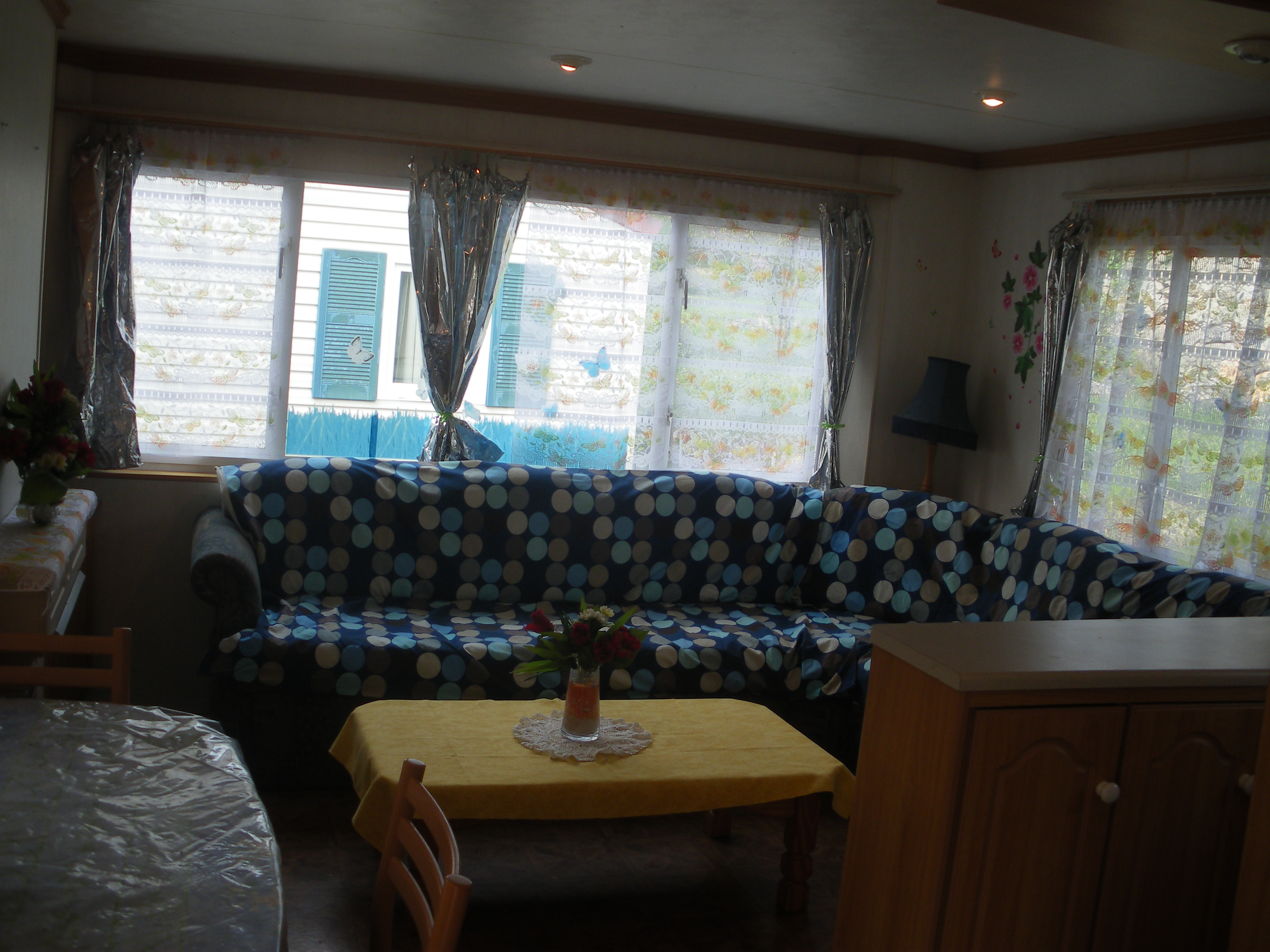 Mobile home 5 people Besse Sur Issole - holiday home  #47264