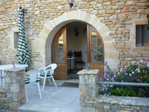 Studio Saint Martial De Nabirat - 2 people - holiday home  #47274
