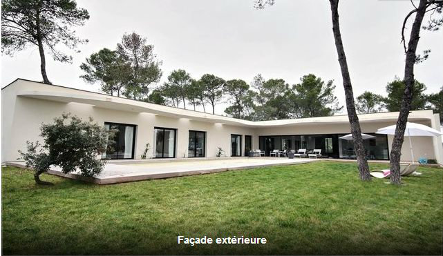 House Saint-gely-du -fesc - 7 people - holiday home  #47281